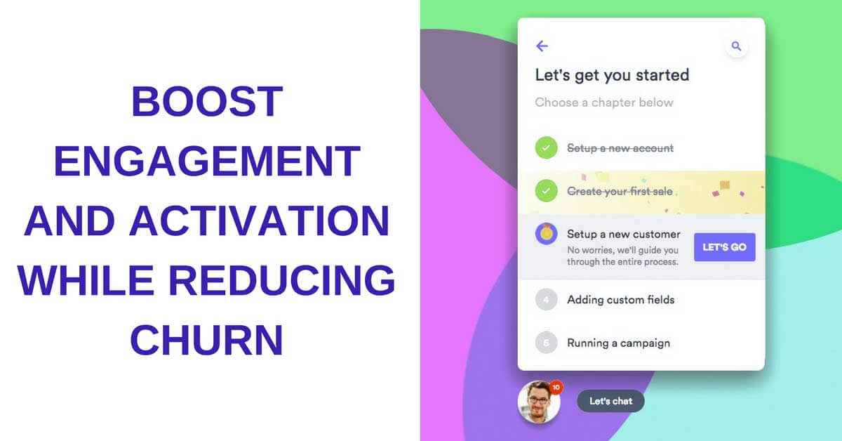 boost engagement and reduce churn with Userlane