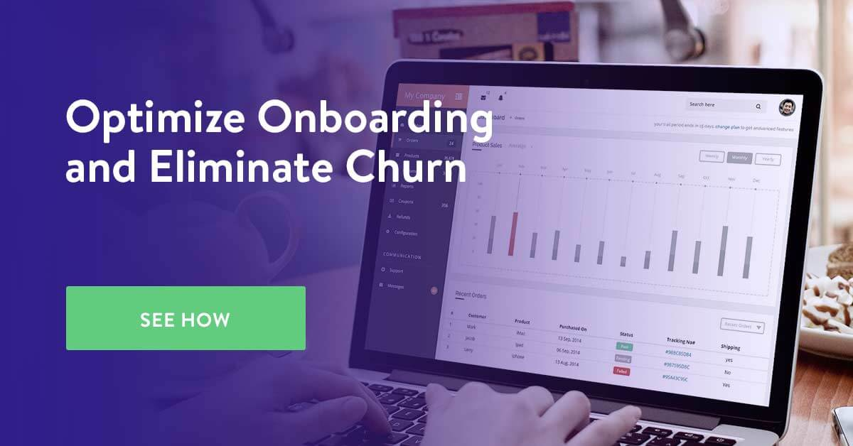 Eliminate churn with Userlane