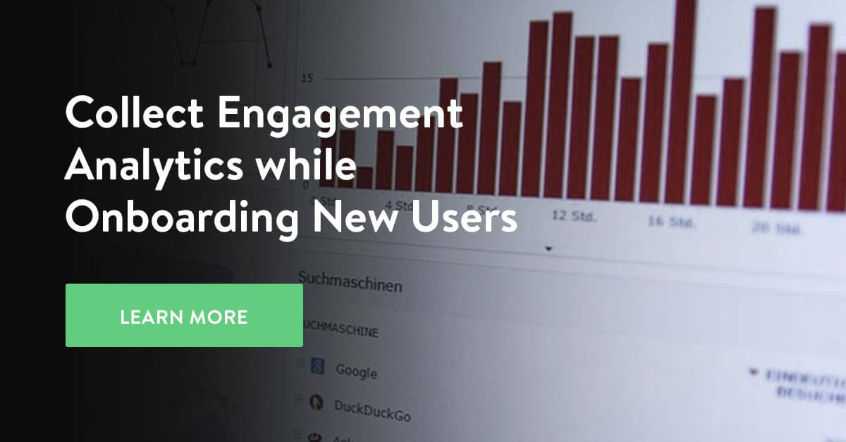 Engagement analytics with Userlane