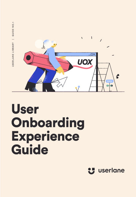User experience onboarding ebook cover