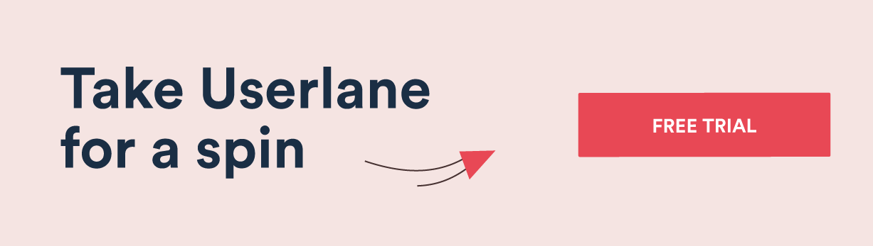 Take Userlane for a spin