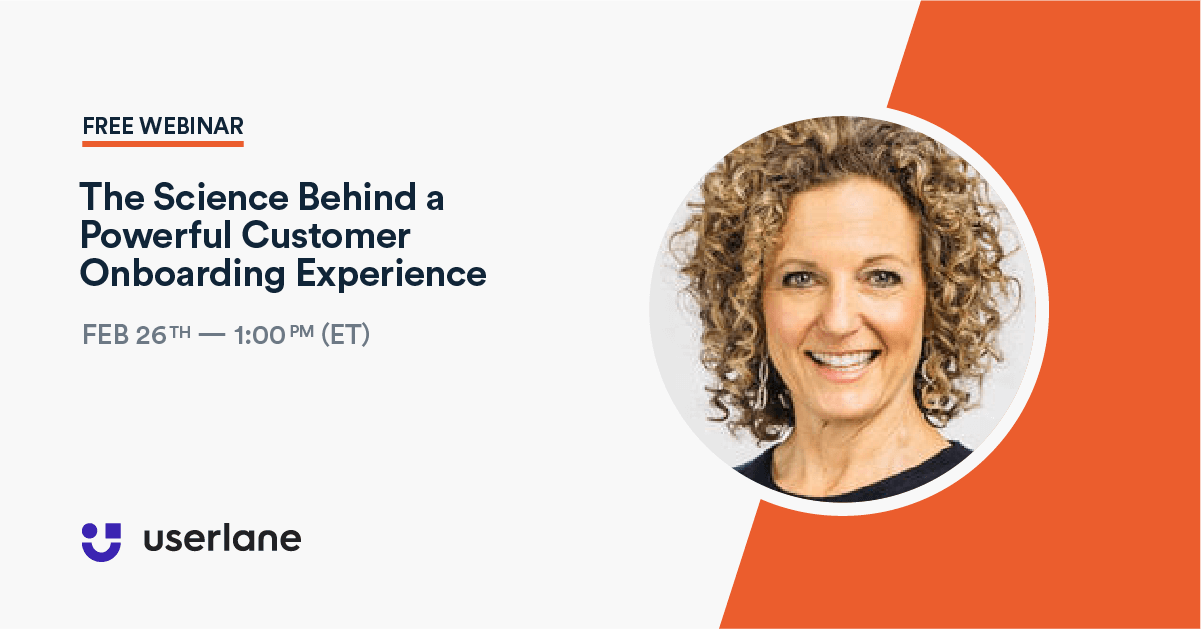 Watch Our Webinar Replays - The Science Behind a Powerful Customer Onboarding Experience