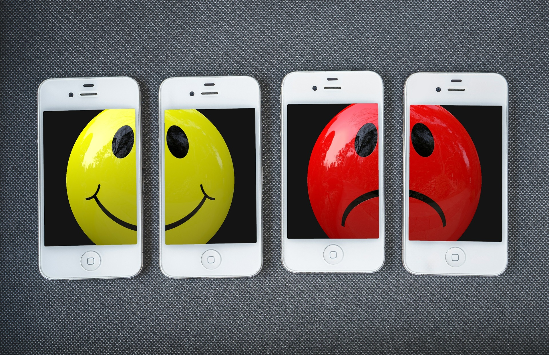 smileys on apple iphone