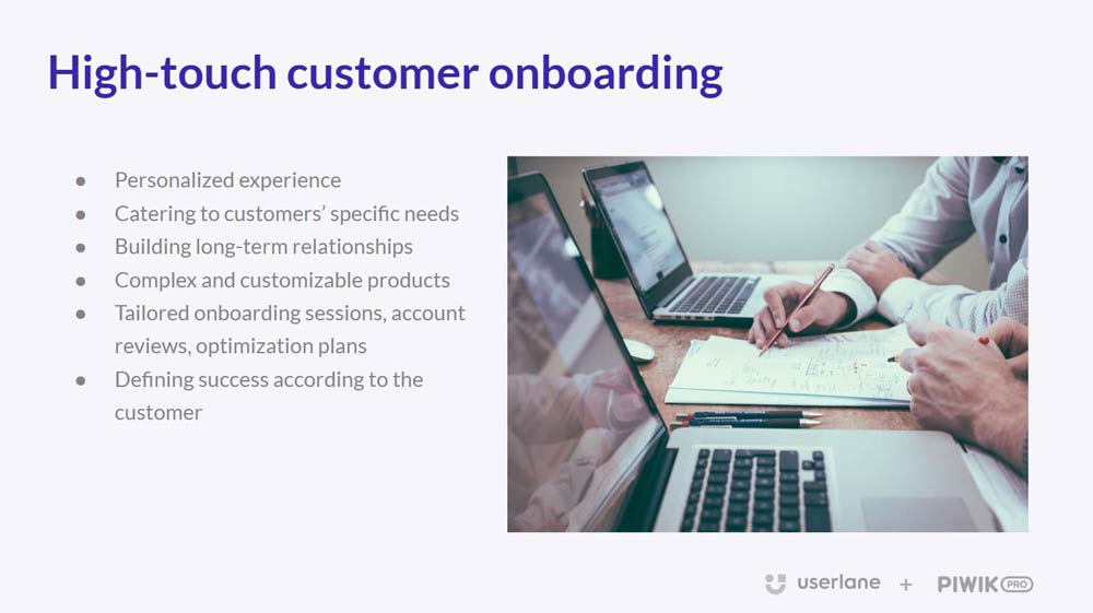Customer retention and onboarding by Userlane