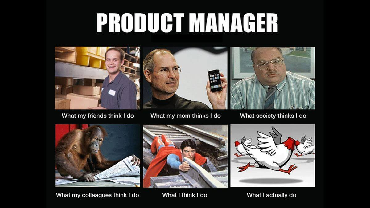 perceptions of what product managers do