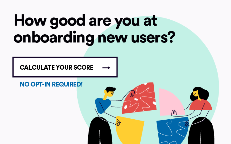 product adoption and user onboarding. Free UX calculator