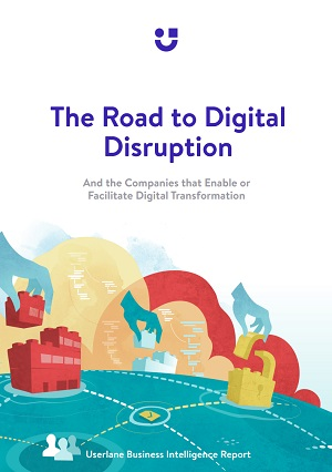 free ebook: the road to digital disruption